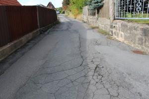 Die Straßen am Berg - Handlungsbedarf